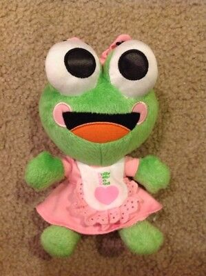 Frog Fully Rely On God (SWEET FROG FULLY RELY ON GOD PLUSH)