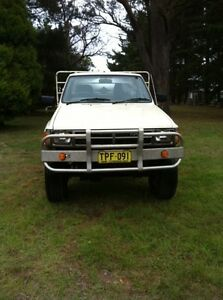 1988 Toyota Hilux Ute Mittagong Bowral Area Preview
