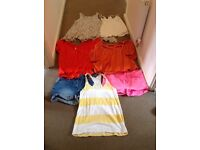 Size 14 summer clothes bundle