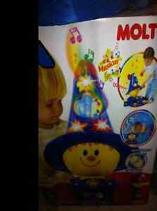 Molto Musical toy new - never opened