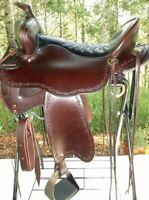 AWESOME BLACK MTN. TUCKER TRAIL SADDLE