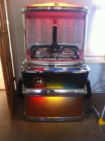 1957 AMI H200 JUKEBOX.