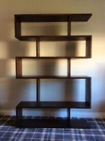Solid Wood Shelf Unit