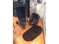 Quinny Buzz Extra Travel System