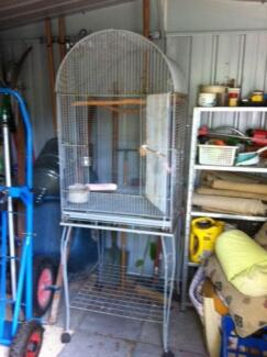 Large Bird Cage on wheels Redcliffe Redcliffe Area Preview