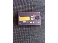 Korg Electronic Metronome