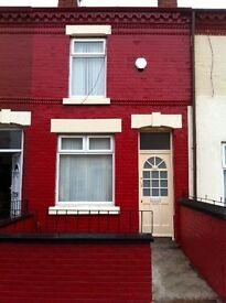2 bedroom house Chirkale street, Walton L4