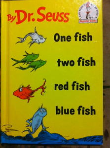 """Dr. Seuss"" Books & many other kids books for sale."
