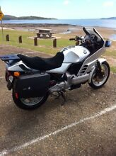 1991 BMW K100RS Showroom Condition Gladstone Gladstone City Preview