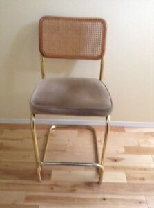 Bar height stools x 4