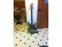 Early MARLIN Sidewinder electric guitar