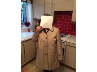 Nearly Brand New Debenhams Coat Cost £60