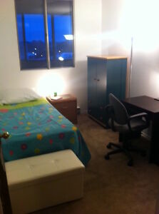 NEW PRICE -Female roommate wanted, furnished 2 bedroom apartment