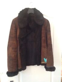 Handmade Designer jacket from London Soho size 10