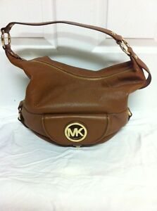 Michael Kors purse in luggage colour - authentic