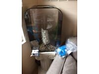 Bi orb Life Potrait 60L Cold Water Tank With Extras