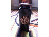 1970s Hornsea Ceramic Vase