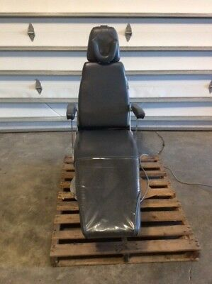 Belmont Dental Chair - Black Upholstery Dental Equipment Dentistry Furniture