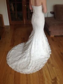 Designer Wedding Dress (Enzoani)