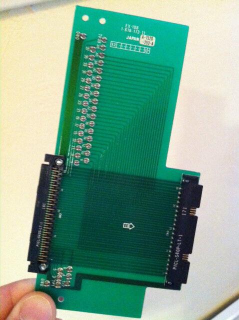 Sony EX-108 Extender Board