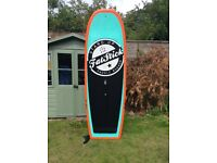 Stand Up Paddleboard/Surfer by Fatstick's