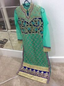 Young Girls Asian wedding/party wear