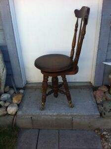 Antique Organ Chair, Mint condition!  Only $375!