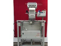 Brother BES-916AC 9 Colour Single Head Embroidery Machine
