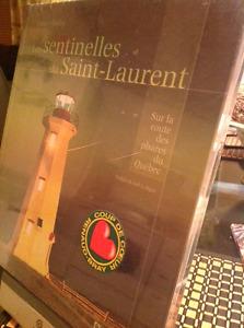 Livre Les Sentinelles du Saint-Laurent.