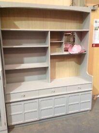 Upcycled Vintage Midcentury Dresser Home Furniture Unit