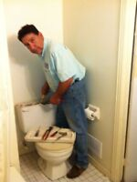 Drains<CLOGGED >MASTER PLUMBER 35 years1Hour416 823 2312