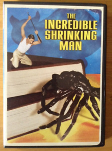 THE INCREDIBLE SHRINKING MAN. CLASSIQUE DE SCIENCE-FICTION. DVD
