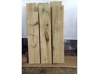 New and Used Decking Off Cuts