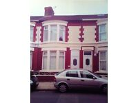 Large four bed shared Student/proffesional house £65.00 per week each refurbished.