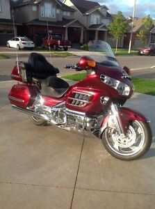 HONDA GOLD WING GL1800, 30th Anniversary Edition (2005)