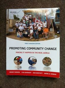 Promoting Community Change - First Edition