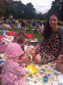 Experienced nanny looking for full time work during June/July 2017 (and summer holidays) in Bristol