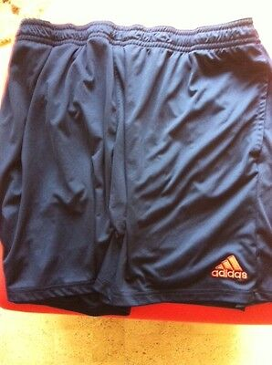 Adidas Schiedsrichter Hose Shorts - Referee 2014 navy Gr. XL +++ wie NEU!+++