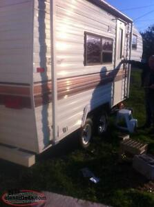 HUNTERS SPECIAL small fifth wheel