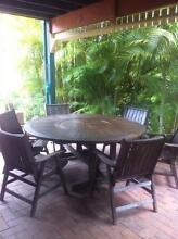 Outdoor Table and Chairs Buderim Maroochydore Area Preview