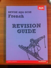 REVISE AQA GCSE FRENCH REVISION GUIDE