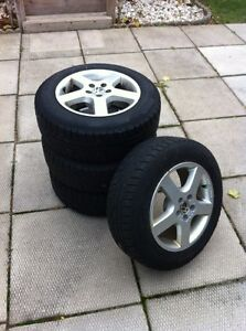 Pirelli Winter Tires on Volkswagen Rims