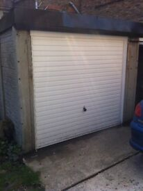 GARAGE TO LET - SW19 8AD