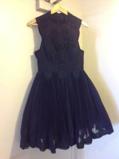 Ted Baker Navy Evening Dress in great condition