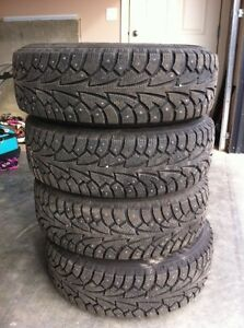 205/55/R16 HANKOOK WINTER IPIKE TIRES