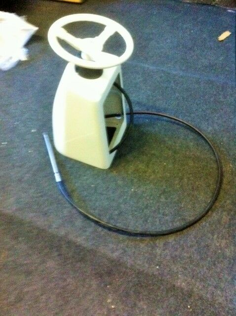 New jockey console for steering Inflatable boat rib dinghy dory fishing  boat tender | in Pontypool, Torfaen | Gumtree