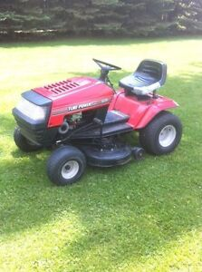 Riding Lawnmower Turf Power