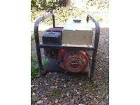 Generator Honda GX160 5.5hp.