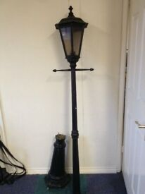 Narnia style lampost