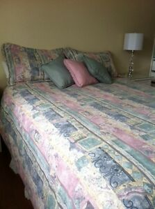 Queen Duvet Cover and more....
